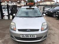 2007 Ford Fiesta 1.4 AUTOMATIC, ZETEC, 1 OWNER, FULL SERVICE HISTORY