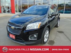 2016 Chevrolet Trax LTZ | LEATHER | BOSE STEREO | REMOTE START