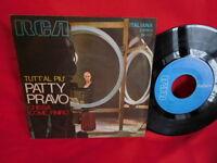 Patty Pravo Tutt'al Più + Chissà Come Finirò 45rpm 7' + Ps 1970 Italy Ex -  - ebay.it