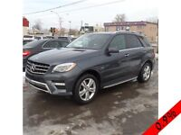 2012 ML350 BLUETEC 4X4 GARANTIE/NAVI/CAMERA/PANORAMIC/PREMIUM