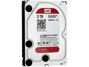 Western Digital RED 3Tb NAS Hard Disk Drives