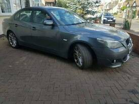 Bmw e60 530d breaking for parts!!!