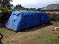 Kalahari Elite 8. Family Tent.