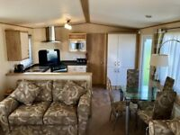 STUNNING STATIC CARAVAN ON NORTH EAST COAST, SITE FEES INCLUDED UNTIL 2019