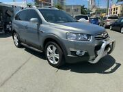 2011 Holden Captiva CG Series II 7 LX (4x4) Grey 6 Speed Automatic Wagon Southport Gold Coast City Preview