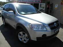 2008 Holden Captiva CG MY09 SX (FWD) Silver 5 Speed Automatic Wagon Edgeworth Lake Macquarie Area Preview