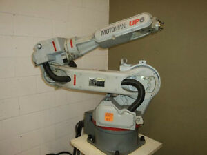 Robot Motoman UP-6 with XRC2001 controller Kitchener / Waterloo Kitchener Area image 1