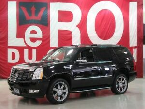 Cadillac Escalade AWD LUXURY NAVI TV/DVD 22'' 2009