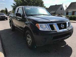2013 Nissan Frontier S PICKUP-TRUCK AUTOMATIC AVEC A/C