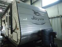 NEW 2015 JAYCO JAYFLIGHT 23 MBH TRAVEL TRAILER
