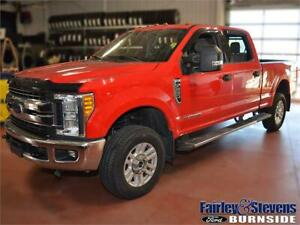 2017 Ford Super Duty F-250 SRW XLT Diesel