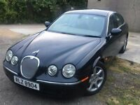 Jaguar S Type Exceptional Car (AUTO) 69,000 Miles Only!