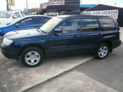 2006 Subaru Forester 79V MY07 X AWD Blue 5 Speed Manual Wagon Stafford Brisbane North West Preview