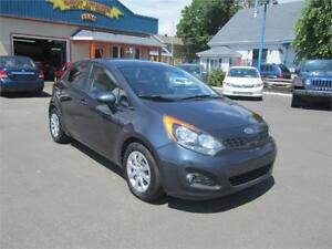 KIA RIO LX + ACTIVE HATCHBACK 2013 * AUTOMATIQUE * TANGUAY AUTOS
