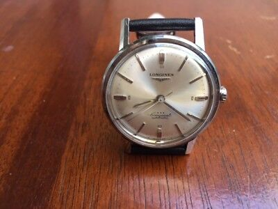Longines Conquest Aoutomatic Swiss watch