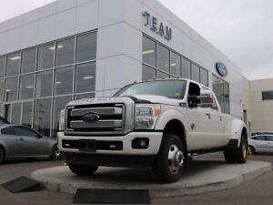 2013 Ford F-350 Lariat, 6.7L V8 Diesel, Platinum Package, 172""