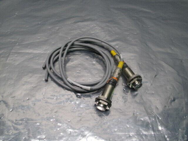 2 IFM 0G5119 0GH-FPKG/V4A/US Photo Electric Sensor Assy, 453863