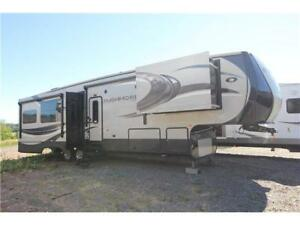 2014 Rushmore Luxury Fifth Wheel,1/2 price of New MSRP