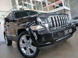 2012 Jeep Cherokee KK MY12 JET 4 Speed Automatic Wagon Keilor Park Brimbank Area Preview