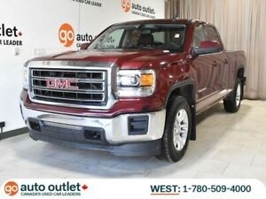 2015 Gmc Sierra 1500 SLE 4x4 Double Cab, V8, Backup camera