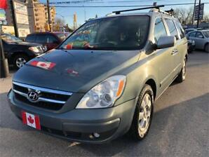 2007 Hyundai Entourage GLS LEATHER AUX PWR DOORS..STOW SEATS