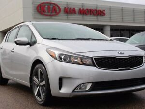 2017 Kia Forte EX, SUNROOF, HEATED FRONT / REAR SEATS, HEATED WH