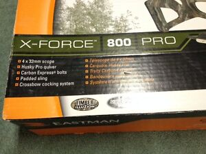 Eastman X-Force 800 PRO Crossbow