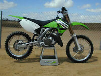 looking for 2003+ kx125
