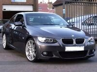 Wanted!!! BMW 3 Convertible or Coupe automatic ( E93 or e92)
