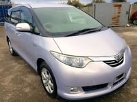 Toyota Estima 2.4 Hybrid AUTOMATIC 7 seater excellent condition top spec 2007