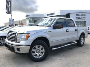 2012 Ford F-150 XLT 3.5L Twin Turbo 4x4 Crew Cab | Bluetooth Pho
