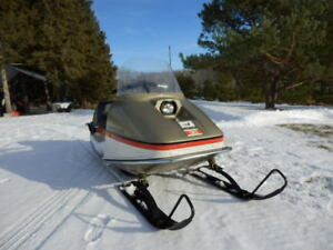 OMC Collectors Vintage Sled