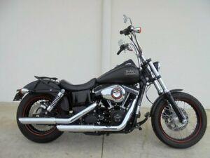 2014 Harley-Davidson FXDB Street Bob 1700CC Cruiser 1690cc
