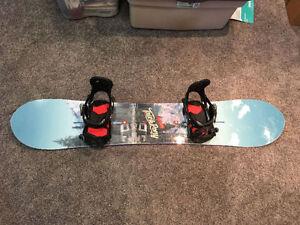 Men's Burton Trick Pony snowboard