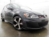 2015 Volkswagen Golf GTI Autobahn 8,000KM TOIT OUVRANT MAGS 18""