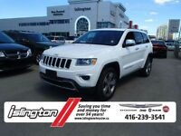 2014 Jeep Grand Cherokee Limited 4dr 4x4 - NAVIGATION, BACKUP CA
