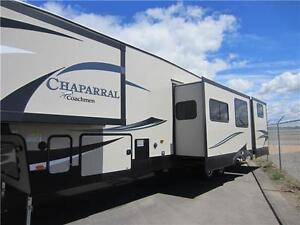 Chaparral 372 QBH, RVing at its Best!