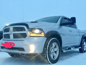 Dodge ram side steps