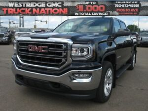 2018 GMC Sierra 1500 SLE. Text 780-872-4598 for more information