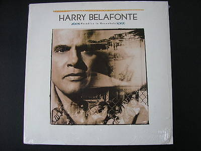SEALED*NEU*HARRY BELAFONTE*PARADISE IN GAZANKULU*EMI LP*VERSIEGELT*