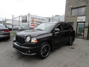Jeep Compass ROCKY MONTAIN 4X4 RALLY 2009