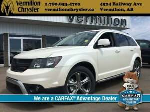 2017 Dodge Journey Crossroad AWD