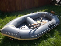 Avon Redcrest 9' inflatable dinghy