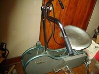 VINTAGE SLENDERCYCLE ELECTRIC EXERSICE BICYCLE