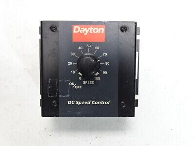 DC Speed by Dayton Dayton 4Z827 Control