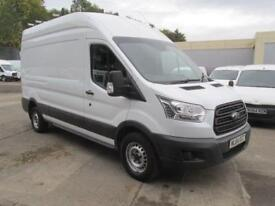 Ford Transit 350 L3 H3 2.2 Tdci 125Ps Van DIESEL MANUAL WHITE (2014)