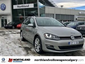 2017 Volkswagen Golf SportWagen Highline