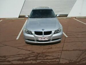 2008 BMW 320i E90 MY09 Executive Steptronic Silver 6 Speed Sports Automatic Sedan Toowoomba Toowoomba City Preview
