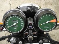 WANTED, 1976 honda cb750f1 clocks & idiot lights