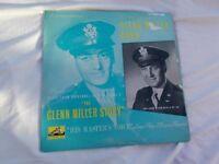 Vinyl LP This 10in LP Glenn Miller Story – Glenn Miller & His Band HMV DLP 1024 Mono 1954